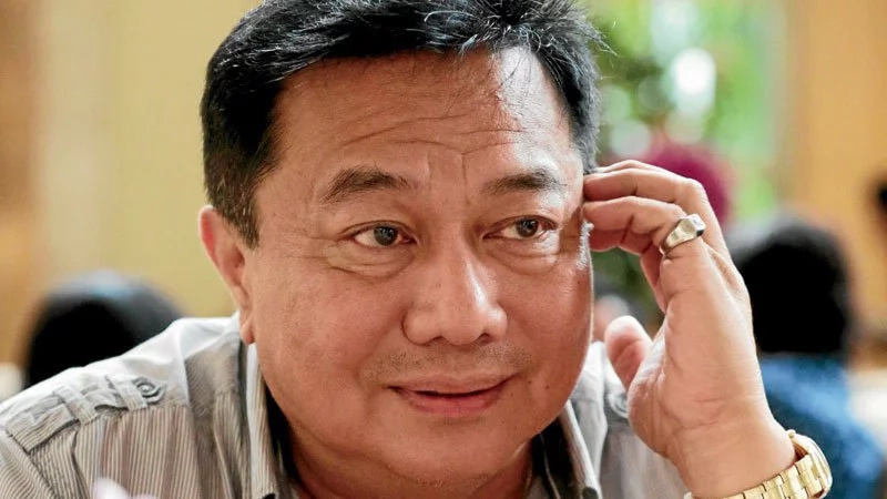 Rep. Pantaleon Alvarez dominates House Speaker race