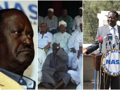 You have impeccable history, don't ruin it by not conceding, Raila urged