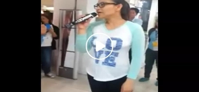 Lani Misalucha surprised netizens with viral video of her singing in a mall...her vocal prowess will give you goosebumps!