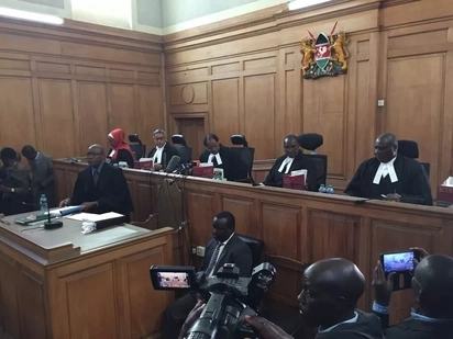 Mwanamume anayedai kufanya kazi Safaricom akubali kuingilia mfumo wa kura wa IEBC