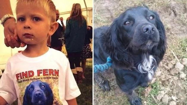 Ethan, de 4 años, escribió al hombre malo que robó su perrito