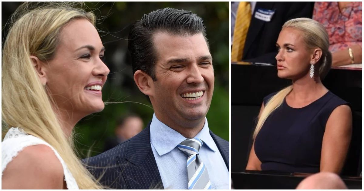 Vanessa Trump hires criminal defense attorney for Donald Jr. divorce