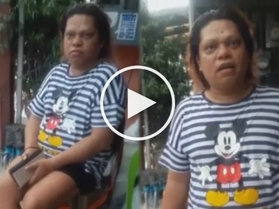 Netizen pleads help for this 'crazy' person until he says something that shocks everyone