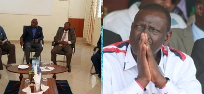 Jubilee governor from Mt. Kenya meets Moi amid defection to KANU rumours