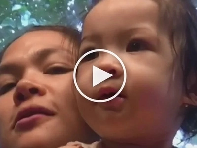 Gigil si mommy! Judy Ann Santos goes gaga over her little daughter's tricks