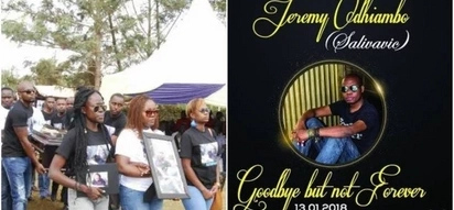 Sorrow as bubbly Kenyan radio presenter is laid to rest