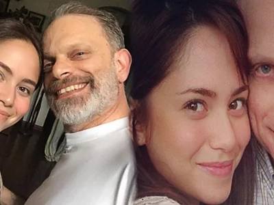 Future father-in-law daw? Jessy Mendiola reunites with British-Lebanese father after 4 years, boyfriend Luis Manzano finally meets her dad