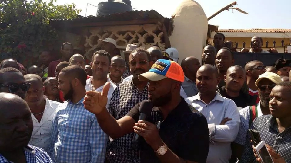 Governor Joho's top aide causes trouble in Kitui County