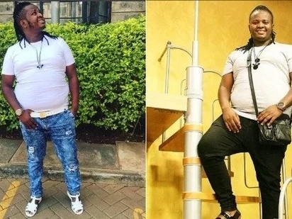 My weight is a big concern for me - gospel singer DK Kwenye Beat