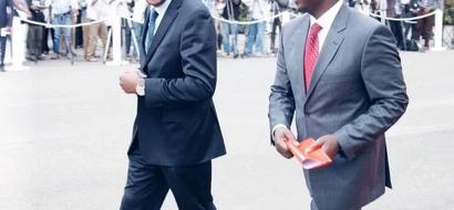 DP Ruto's heartwarming birthday message to President Uhuru Kenyatta that Kenyans are talking about