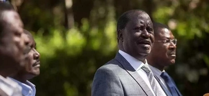 I am not surprised some cowards have abandoned me - Raila Odinga