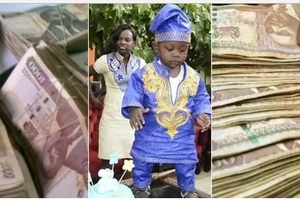 Luo man who spent KSh 1.2 million on son's birthday now unable to pay rent