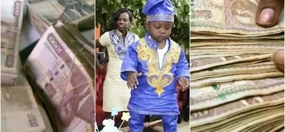 After spending KSh 1.2 million on son's birthday, Luo man unable to pay rent