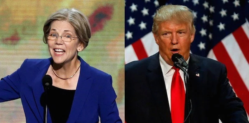 Is Senator Warren's Style In Trolling Trump A Political Masterpiece?
