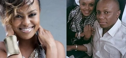 6 top Kenyan women who fell in love with Nigerians, South Africans (photos)