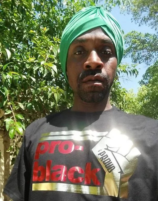 "Man, 39, who refers to himself as ""black Jesus"" shoots dead 3 white people in racist attack (photos)"