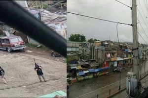 LATEST: Marawi City has now been invaded by Isis