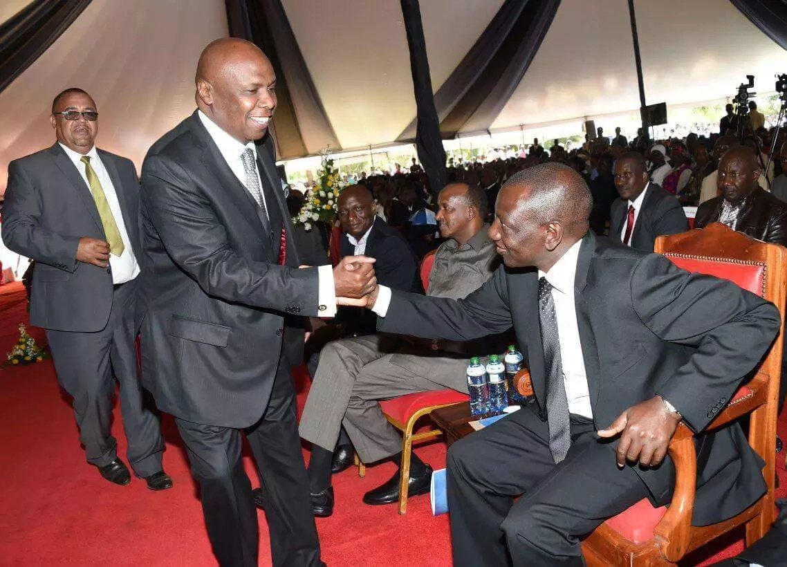 Counties DP Ruto needs to fight for identified