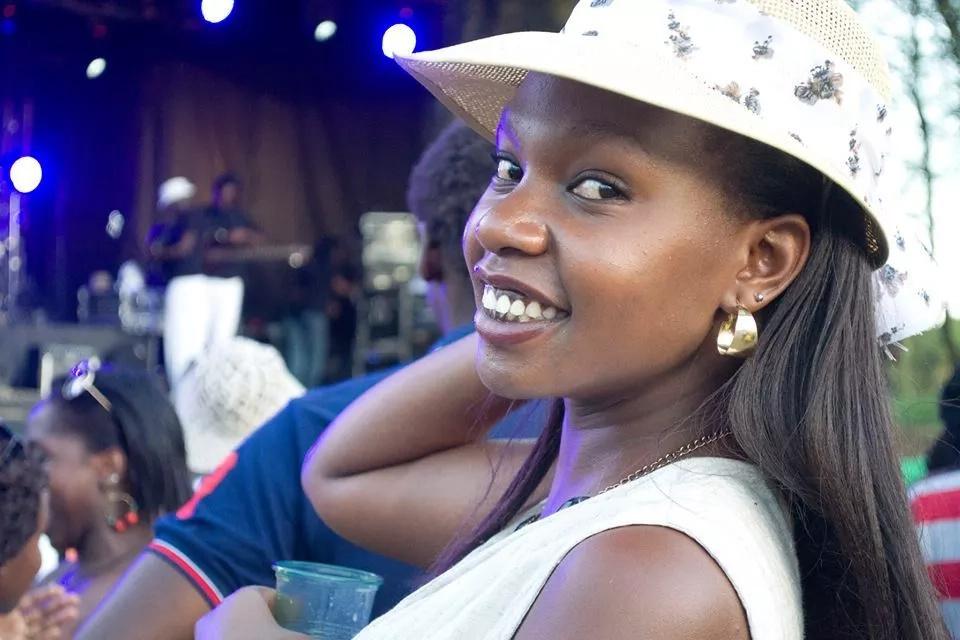 Cheryl Kitonga,The Lady Who Was With Jacob Juma The Night He Was Killed
