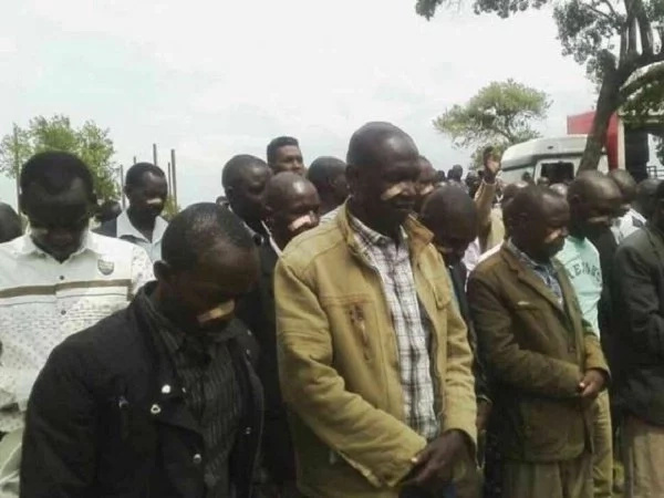 Bomet to residents give Rutto a hero's welcome from SA
