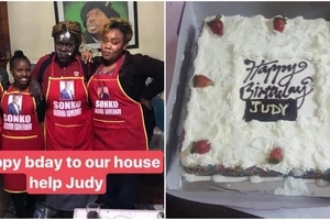 From cake to gifts, Sonko goes all out on his house help with this gestures