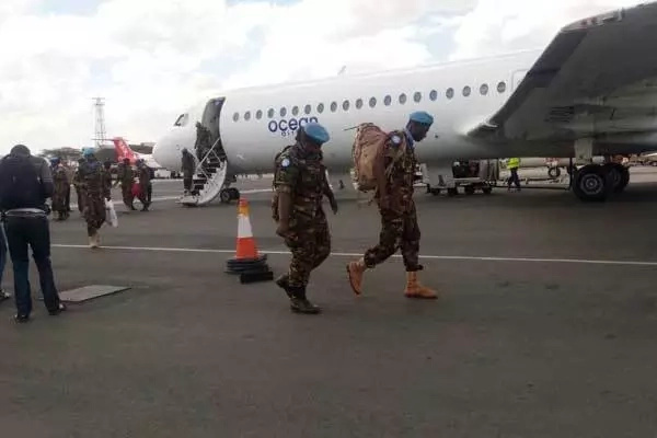 Somali plane crash lands at JKIA