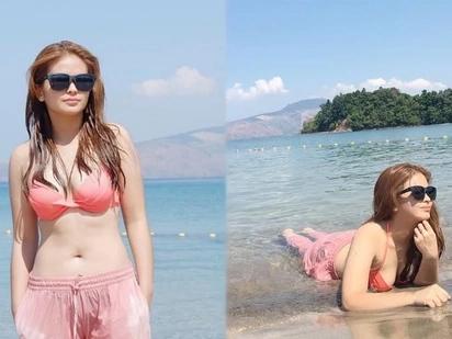 Wow! Bea Binene clad in a two-piece swimsuit mesmerizes social media