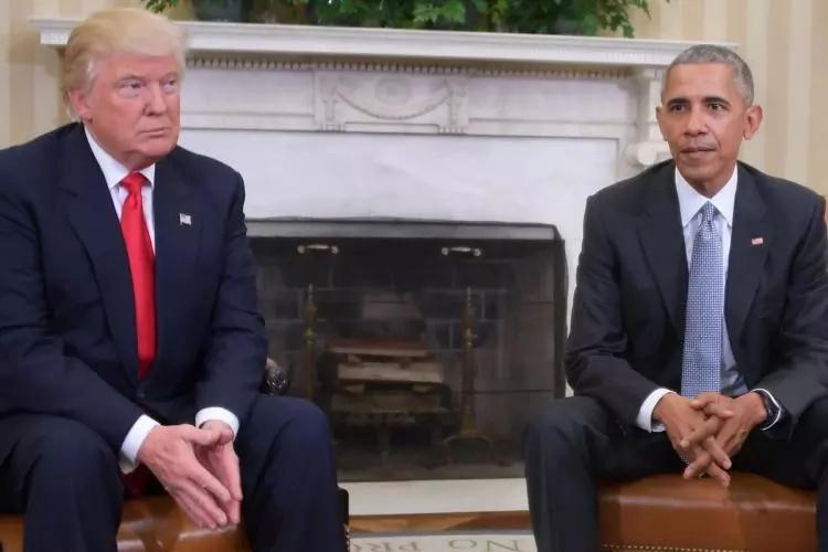 Obama - Trump meeting