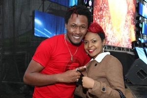 Dj Mo rushes to defend Size 8 after fans went HAM on her