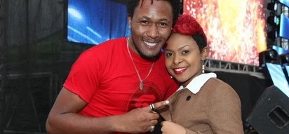 Ridiculous tests gospel singer Size 8 passed through before DJ Mo married her