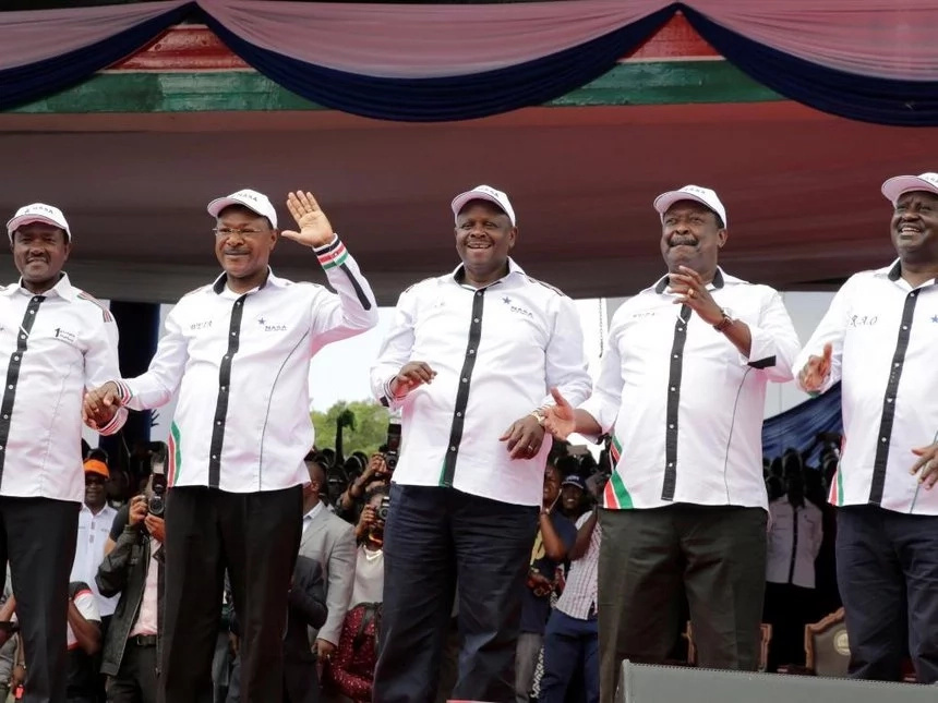Imaginary election results illustrate Raila Odinga's raw hypocrisy
