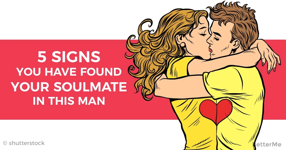 The top 5 signs you have found your soulmate