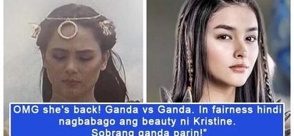 Isa pang diyosa! Kristine Hermosa-Sotto joins ABS-CBN's Bagani