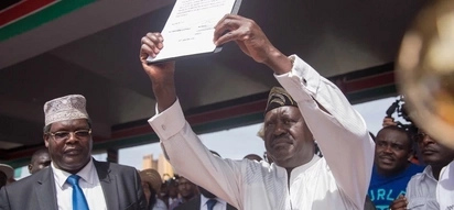 Tunataka Jubilee kukubali kuwa haikushinda uchaguzi-Raila Odinga