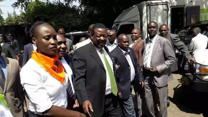 NASA will make its first stop at DP Ruto's doorstep - Raila