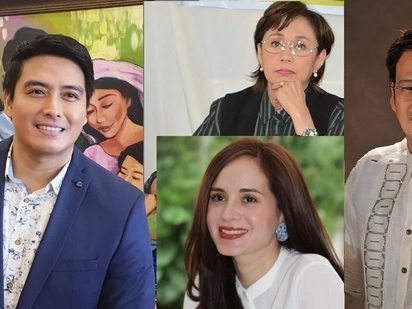 Celebrity solons' revealed their votes on the 1000-peso CHR budget