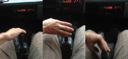 Netizen shares his most awkward UV Express ride while he was in the passenger's seat