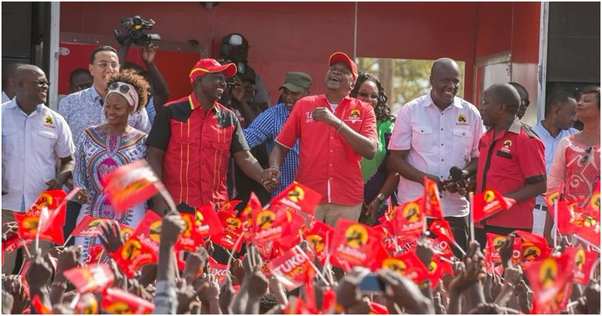Jubilee affiliate party threatens to walk out citing betrayal in sharing of Cabinet slots