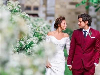 Solenn Heussaff weds Argentine boyfriend in France