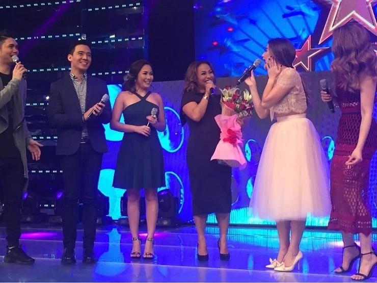 Jaya returns to ABS-CBN as 'Tawag ng Tanghalan' judge