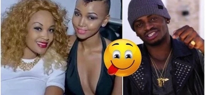 Huddah finally reveals truth behind her suspicious relationship with Diamond Platinumz
