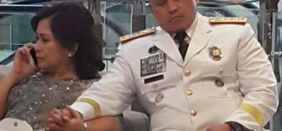 VIRAL: Bato shows romantic side; falls asleep while holding hands with his wife