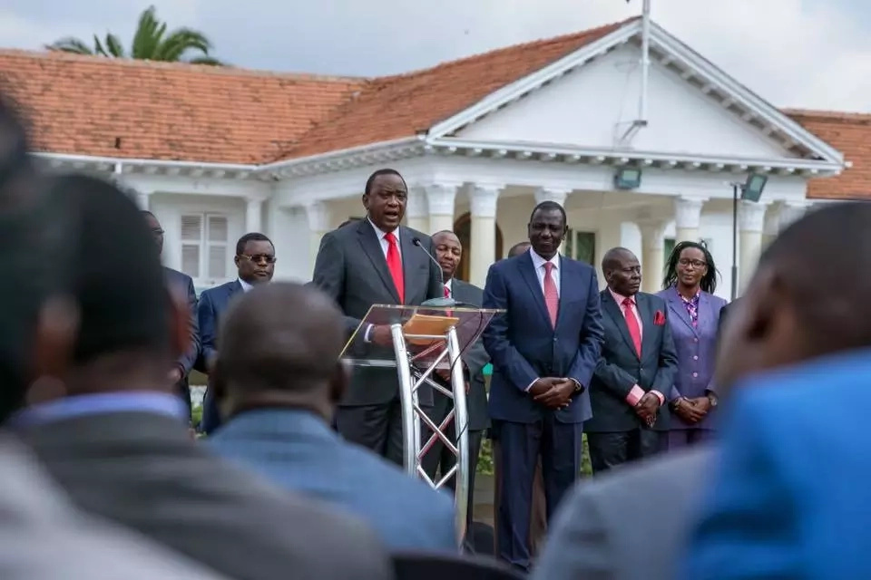 50 politicians threaten to quit Jubilee Party