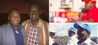 Rafikiye William Ruto aliyempigia Raila kura sasa amuandikia Uhuru barua