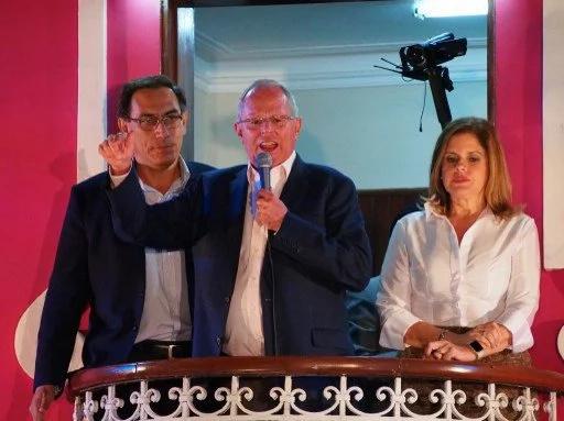 Apretada contienda electoral en Perú ya tiene un ganador