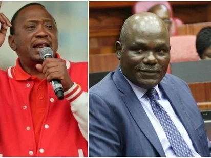 I have no business meeting IEBC and NASA- Uhuru