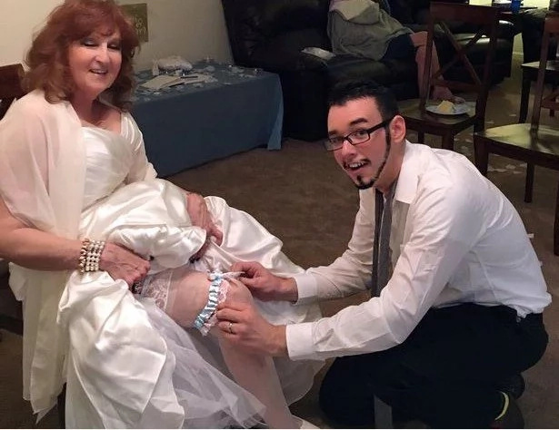 71-Year-Old Woman Marries 17-Year-Old Boy - Just Three Weeks After Meeting Him