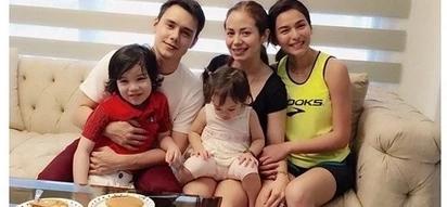 Wow! Patrick Garcia's wife, Jennylyn Mercado are friends