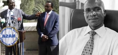 Lazima Kenya isafishwe ukabila-msaidizi wa Raila asema
