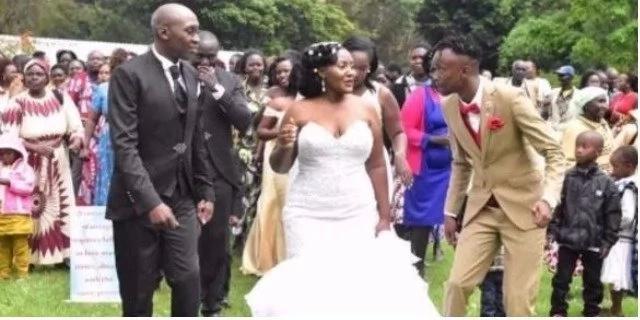 Huzuni baada ya mwanamume kumpoteza mkewe siku chache baada ya harusi